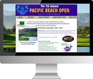 PB Open Golf Tournament