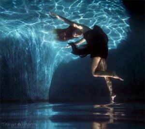Ice Cave Dance